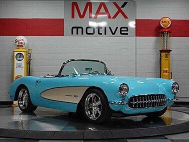 1957 Chevrolet Corvette Convertible for sale 101349210