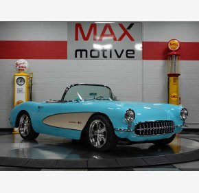 1957 Chevrolet Corvette Convertible for sale 101349210