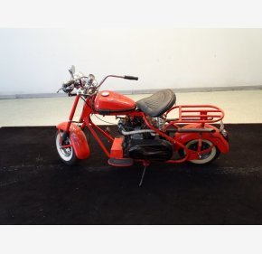 1957 Cushman Eagle for sale 200976669