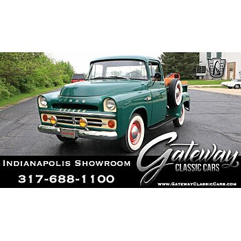1957 Dodge D/W Truck for sale 101148723