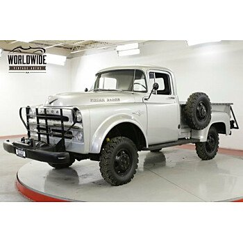 1957 Dodge Power Wagon for sale 101193261