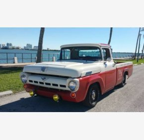 1957 Ford F100 for sale 100947245