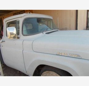 1957 Ford F100 for sale 101139894