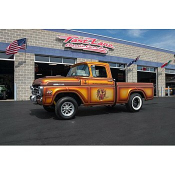 1957 Ford F100 for sale 101173009