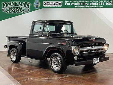 1957 Ford F100 for sale 101557708