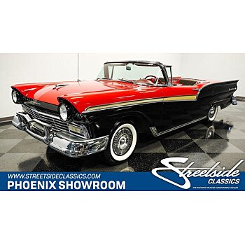 1957 Ford Fairlane for sale 101537979