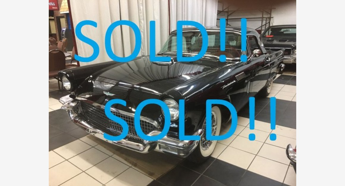 1957 Ford Thunderbird for sale 100924011