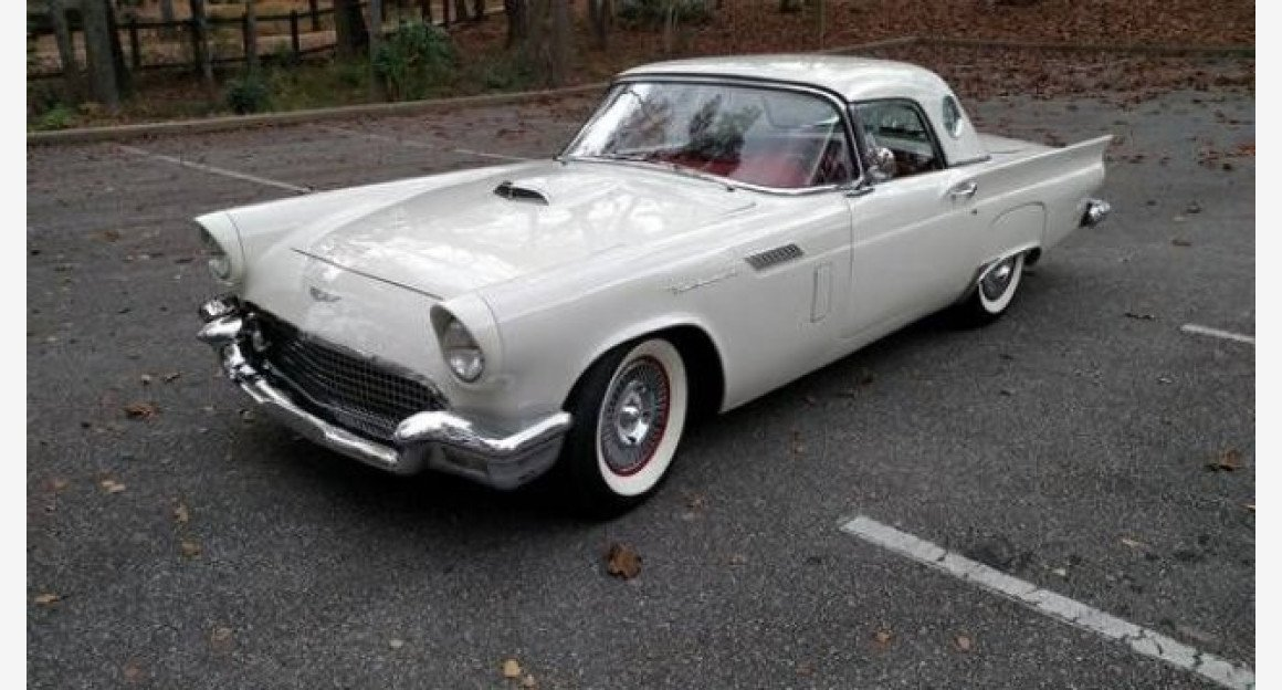 1957 Ford Thunderbird for sale 100971959