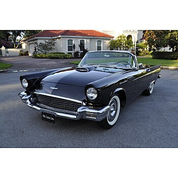 1957 Ford Thunderbird for sale 101005788