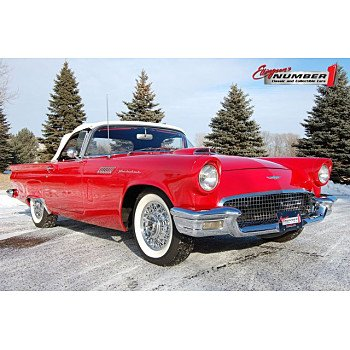 1957 Ford Thunderbird for sale 101088370