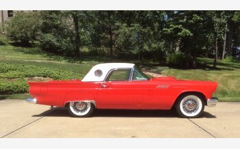 1957 Ford Thunderbird for sale 100891685