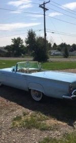 1957 Ford Thunderbird for sale 100908174