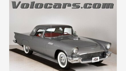 1957 Ford Thunderbird for sale 101038292