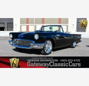1957 Ford Thunderbird for sale 101052411