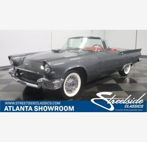 1957 Ford Thunderbird for sale 101055742