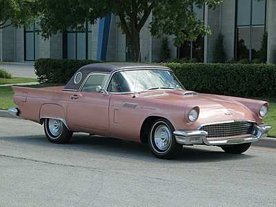 1957 Ford Thunderbird for sale 101081823