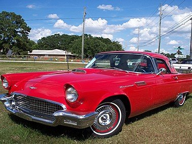 1957 Ford Thunderbird for sale 101113740