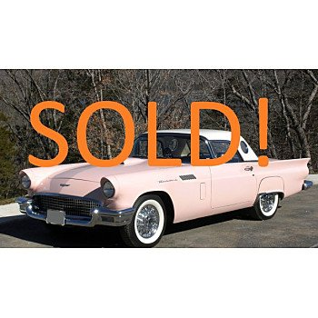 1957 Ford Thunderbird for sale 101143948