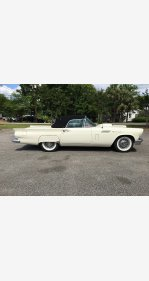 1957 Ford Thunderbird for sale 101181497