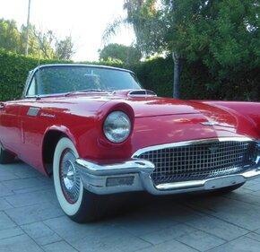 1957 Ford Thunderbird for sale 101201292