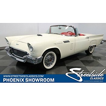 1957 Ford Thunderbird for sale 101225485