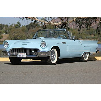 1957 Ford Thunderbird for sale 101244324