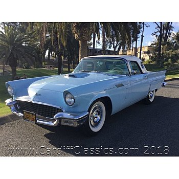 1957 Ford Thunderbird for sale 101300543