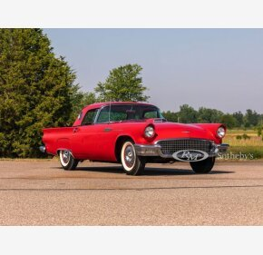 1957 Ford Thunderbird for sale 101351011