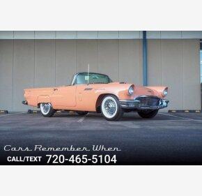 1957 Ford Thunderbird for sale 101355137