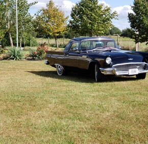 1957 Ford Thunderbird Sport for sale 101368243