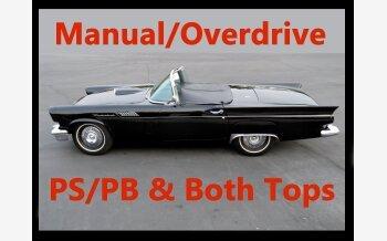 1957 Ford Thunderbird for sale 101381277
