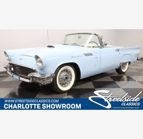 1957 Ford Thunderbird for sale 101386098