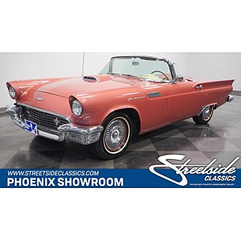 1957 Ford Thunderbird for sale 101393349