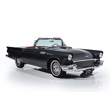 1957 Ford Thunderbird for sale 101401579