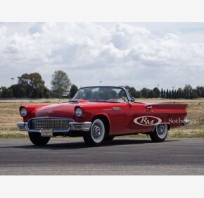 1957 Ford Thunderbird for sale 101407975