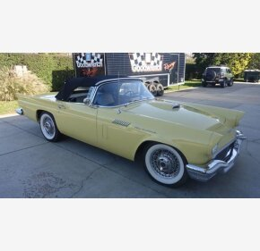 1957 Ford Thunderbird for sale 101410331