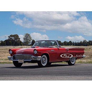 1957 Ford Thunderbird for sale 101415373