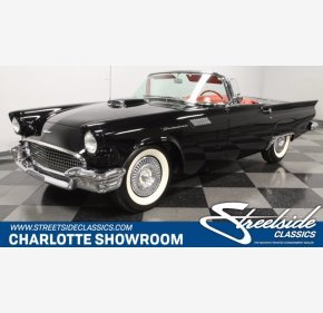 1957 Ford Thunderbird for sale 101454172