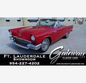 1957 Ford Thunderbird for sale 101463675