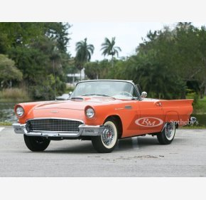 1957 Ford Thunderbird for sale 101473369