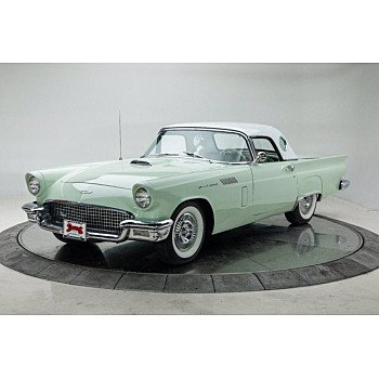 1957 Ford Thunderbird for sale 101534062