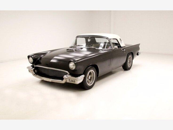 1957 Ford Thunderbird for sale 101603076