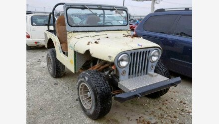 1957 Jeep CJ-5 for sale 101117979