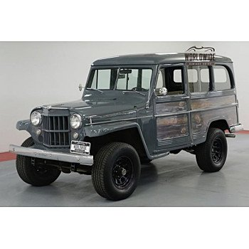 1957 Jeep Other Jeep Models for sale 101016571
