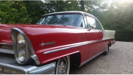 1957 Lincoln Premiere for sale 101040327