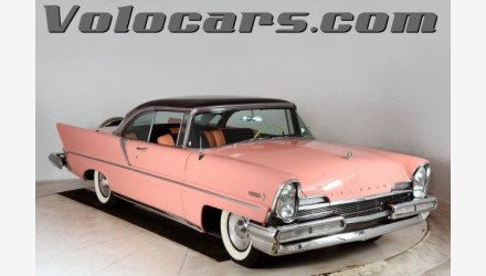 1957 Lincoln Premiere for sale 101050489