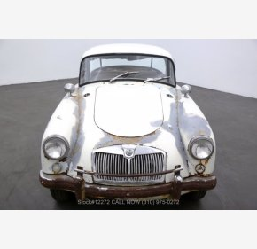 1957 MG MGA for sale 101405000