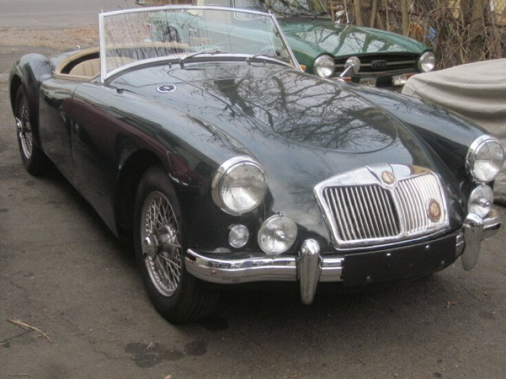 1957 Mg Mga For Sale Near Stratford Connecticut 06615 Classics On Autotrader