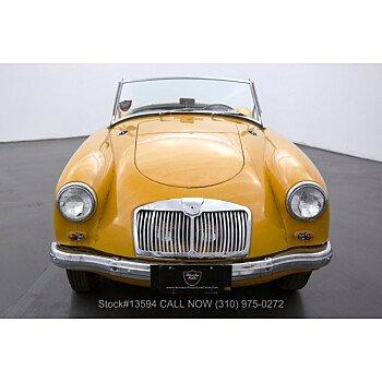 1957 MG MGA for sale 101501303