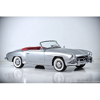 1957 Mercedes-Benz 190SL for sale 101065066